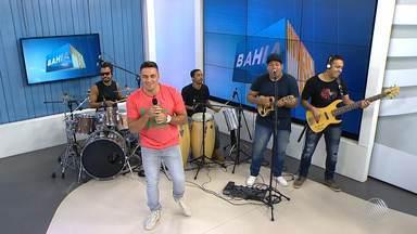 Banda Guig Gueto é a convidada do estúdio do BMD deste sábado (22) - O grupo está realizando ensaios de verão semanalmente na capital baiana. Saiba mais sobre o projeto.