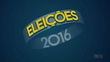 Campanha dos candidatos à prefeitura de Ponta Grossa chega a última semana - Confira a agenda dos candidatos para este domingo.