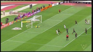 São Paulo vence a Ponte Preta por 2 a 0 e se afasta da zona do rebaixamento - Time paulista chegou à vitória após gol de garoto estreante.
