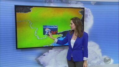 Confira a previsão do tempo para este domingo (23) no Sul de Minas - Confira a previsão do tempo para este domingo (23) no Sul de Minas