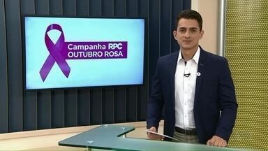 No dia D do outubro rosa, mulheres ganham dia de saúde e de beleza em Umuarama - Foram oferecidos vários atendimentos de saúde e de graça.