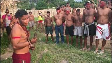 Índios Munduruku liberam reféns em aldeia no sudoeste do Pará - Engenheiro e operários de construtora eram feitos reféns há seis dias.