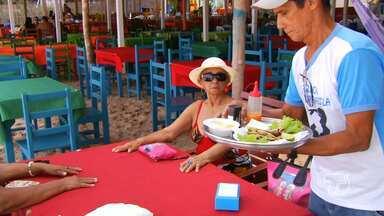 Festival do Charutinho realiza prévia neste sábado - Quem for à praia de Ponta de Pedras além de se encantar com a beleza do local vai poder se deliciar com o famoso prato da comunidade.