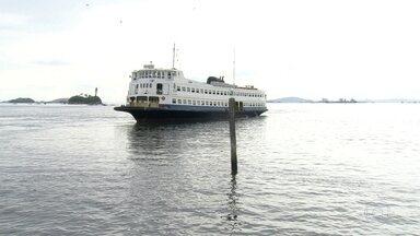 Mudança em horários de três linhas das Barcas começa na próxima semana - A partir do dia 1º de novembro haverá mudanças nos horários das linhas Araribóia, Cocotá e Charitas. A alteração não agradou passageiros.