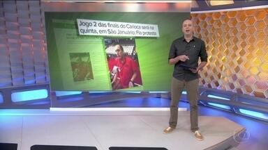 Segundo jogo da final do Carioca de Basquete é remarcado para São Januário e Fla protesta - De acordo com o Rubri-Negro foi acordado que os os jogos não seriam na casa dos clubes.