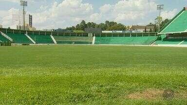Guarani se reapresenta e faz preparativos para enfrentar o Boa Esporte na Série C - Guarani se reapresenta e faz preparativos para enfrentar o Boa Esporte na Série C