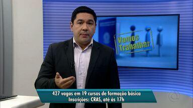 Mais de 400 vagas para cursos do Pronatec na Paraíba - Estão sendo ofertadas vagas para dezenove cursos.