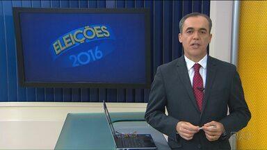 Veja como foi o dia dos candidatos à prefeitura de Curitiba - Ney Leprevost, do PSD, e Rafael Greca, do PMN, disputam a prefeitura da capital.