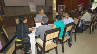 Intolerância foi discutida em encontro de diversidade religiosa no Amapá - Intolerância foi discutida em encontro de diversidade religiosa no Amapá.