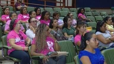 Estudo revelou que indígenas têm menor incidência ao câncer de mama - Estudo revelou que indígenas têm menor incidência ao câncer de mama. Especialista em câncer pesquisou 150 mulheres de aldeias no Oiapoque.