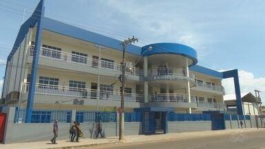 Polícia Civil identifica suspeito de estuprar criança em escola de Macapá - Polícia Civil identifica suspeito de estuprar criança em escola de Macapá. Delegado vai manter suspeito em liberdade até conclusão da investigação.