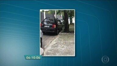 Mecânico morre vítima de latrocínio na Zona Sul da capital - Segundo testemunhas, Ivanildo da Silva Pereira, de 52 anos, foi baleado após reagir a uma tentativa de assalto. O mecânico deixou cinco filhos, o menor de 15 anos.