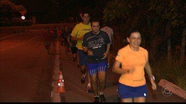 10 Milhas de Jampa fecha o calendário de corridas de rua na Paraíba - Prova acontece em dezembro e tem gente treinando para manter a forma e melhorar a qualidade de vida