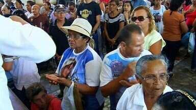 Multidão se despede da romaria de Juazeiro do Norte - Veja reportagem