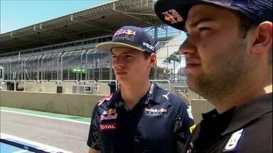 Max Verstappen e Felipe Fraga despontam como a nova geração do automobilismo mundial - Max Verstappen e Felipe Fraga despontam como a nova geração do automobilismo mundial