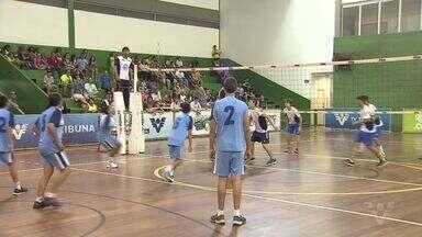 Conheça os terceiros colocados na Copa TV Tribuna de Voleibol Escolar - Eles foram definidos nesta quinta-feira (10), no Complexo Esportivo Rebouças, em Santos.