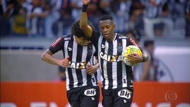 Atlético-MG controla a ansiedade para final da Copa do Brasil - Equipe se classificou para a final contra o Grêmio e a ansiedade para o jogo está a mil