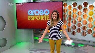Globo Esporte RS - Bloco 1 - 11/11 - Globo Esporte RS - Bloco 1 - 11/11.