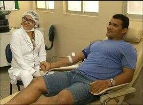 Dia nacional do doador voluntário de sangue é lembrado em Araguaína - Dia nacional do doador voluntário de sangue é lembrado em Araguaína