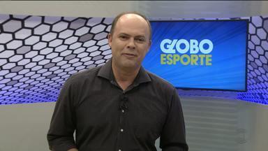 Confira na íntegra o Globo Esporte CG desta sexta-feira (11/11/2016) - Marcos Vasconcelos traz as principais notícias do esporte paraibano