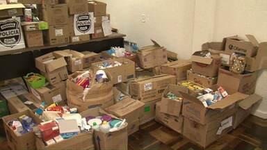 Polícia desmancha esquema de venda de medicamentos vencidos em Pato Branco - Uma pessoa foi presa.