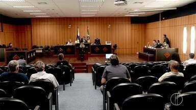 Audiências que investigam vereadores suspeitos de comprar votos são realizadas em Campos - Audiências foram realizadas nesta sexta-feira (11).