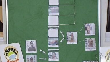 Dez são presos por suspeita de participação no desaparecimento de dependentes químicos - A suspeita é que os nove dependentes químicos tenham sido vítimas de um grupo especializado em tráfico de drogas e exploração sexual de menores.