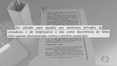 Justiça anula decisão da Câmara de Campo Grande de cassar mandato de Alcides Bernal - Com a decisão, Alcides Bernal poderá continuar no mandato até o final do ano.