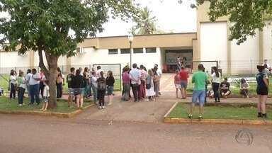 Educadores fazem protesto em cidades do estado contra PEC 55, antiga 241 - Projeto de Emenda à Constituição limita gastos públicos por até 20 anos.