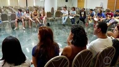 Macaé, RJ, recebe encontro para falar sobre desenvolvimento de empresas juniores - Cerca de 440 estudantes dos quatro estados do Sudeste participam da programação.