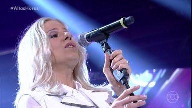 Paula Toller canta 'Como eu quero' - Confira!