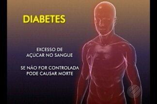 No Dia Mundial do Diabetes, especialistas alertam a população sobre a doença - Doença pode causar a morte se não cuidada adequadamente.