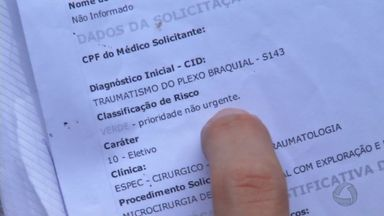 Jovem de Rondonópolis enfrenta dificuldade para fazer cirurgia - Jovem de Rondonópolis enfrenta dificuldade para fazer cirurgia.