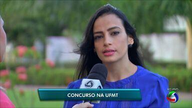 UFMT abre inscrição para concurso para professor - UFMT abre inscrição para concurso para professor.