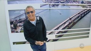 Confira o quadro de Cacau Menezes desta segunda-feira (14) - Confira o quadro de Cacau Menezes desta segunda-feira (14)
