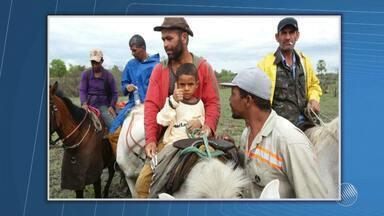 Menino de 6 anos foge de casa e fica três dias perdido na mata na região de Cotegipe - A criança fugiu por medo dos pais depois de ter machucado o irmão; confira os detalhes.