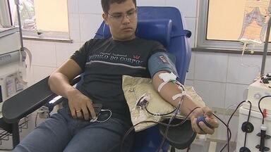 Fhemeron irá funcionar nessa véspera de feriado. - Em Porto Velho, doadores podem aproveitar a folga para fazer doação de sangue.