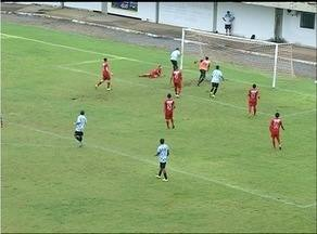 Pela Segundona, o Sparta bate o Colinas no Mirandão por 3 a 1 - Pela Segundona, o Sparta bate o Colinas no Mirandão por 3 a 1
