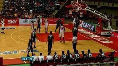 Vitória do Basquece Cearense e preparação do Ceará são destaques do bloco esportivo - Saiba mais em globoesporte.com/ce.