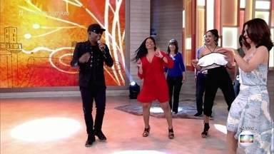Psirico canta 'Mulheres no Poder' - Banda lança nova música e já se prepara para Carnaval 2017