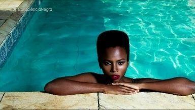 Luana foi rejeitada como modelo na Europa por ser negra - A modelo comenta que o racismo existe em vários países do mundo e não só no Brasil