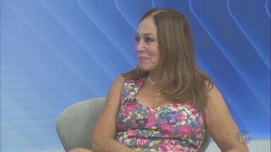 'Em Cena' entrevista a atriz Susana Vieira - A atriz está em Campinas com a peça Uma Shirley Qualquer.