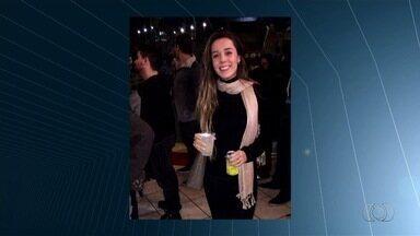 Suspeito de matar goiana em São Paulo é internado em clínica psiquiátrica, em Minas Gerais - Edna Silveira foi morta a tiros no apartamento em que morava na capital paulista.