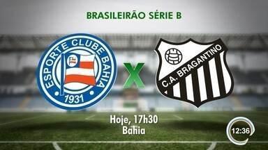 Rodada do fim de semana pode decidir o futuro do Bragantino - Time mantém sonho de seguir na série B do campeonato Brasileiro.