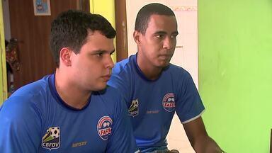 Alagoanos se classificam para a seguda etapa do Campeonato Brasileiro de Futebol Virtual - Competição é organizada pela CBF.
