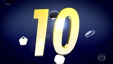 GE 10: veja os principais lances da 36ª rodada do Brasileirão - GE 10: veja os principais lances da 36ª rodada do Brasileirão