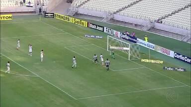 Com goleada sofrida, Tupi-MG tem a pior defesa da Série B - Nos últimos três jogos, defesa não teve boa atuação e Carijó foi goleado por CRB, Atlético-GO e Náutico. Ao todo, foram 56 gols sofridos.