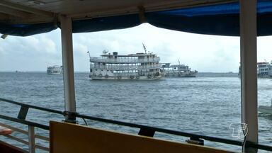 Donos de embarcações redobram cuidado para evitar acidentes nos rios da região - Nos últimos dias, três acidentes foram registrados na região.