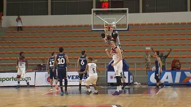 Vitória lidera tabela do NBB, maior competição de basquete do Brasil - Equipe tem 100% de aproveitamento até aqui, além do maior número de pontos.