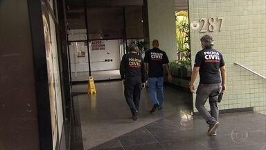 Polícia investiga venda de dados de clientes de financeira - Informações eram obtidas por supostos escritórios de advocacia de Belo Horizonte.